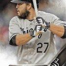 Dioner Navarro 2016 Topps #651 Chicago White Sox Baseball Card