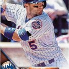 David Wright 2016 Topps #310 New York Mets Baseball Card