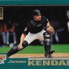 Jason Kendall 2001 Topps #155 Pittsburgh Pirates Baseball Card
