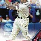 Michael Bourn 2016 Topps #82 Atlanta Braves Baseball Card