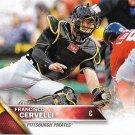 Francisco Cervelli 2016 Topps #276 Pittsburgh Pirates Baseball Card
