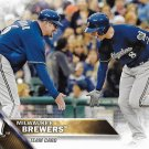 Milwaukee Brewers 2016 Topps #613 Baseball Team Card