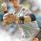 Matt Duffy 2016 Topps #518 San Francisco Giants Baseball Card