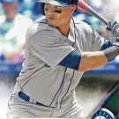 Leonys Martin 2016 Topps #601 Seattle Mariners Baseball Card