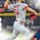 Jaime Garcia 2016 Topps #508 St. Louis Cardinals Baseball Card