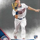 Max Kepler 2016 Topps Rookie #475 Minnesota Twins Baseball Card