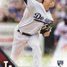 Kenta Maeda 2016 Topps Rookie #429 Los Angeles Dodgers Baseball Card