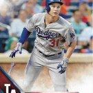 Joc Pederson 2016 Topps #263 Los Angeles Dodgers Baseball Card