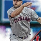 Mike Napoli 2016 Topps #595 Cleveland Indians Baseball Card