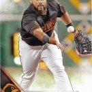 Pedro Alvares 2016 Topps #367 Baltimore Orioles Baseball Card