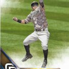 Alexi Amarista 2016 Topps #557 San Diego Padres Baseball Card