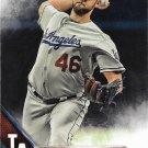 Mike Bolsinger 2016 Topps Update #US98 Los Angeles Dodgers Baseball Card