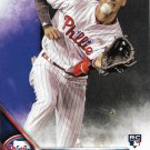 Tyler Goeddel 2016 Topps Update Rookie #US247 Philadelphia Phillies Baseball Card