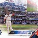 David Ortiz 2016 Topps Update #US254 Boston Red Sox Baseball Card