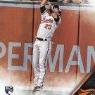 Joey Rickard 2016 Topps Update Rookie #US105 Baltimore Orioles Baseball Card