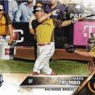 Mark Trumbo 2016 Topps Update #US191 Baltimore Orioles Baseball Card