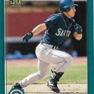 Stan Javier 2001 Topps #192 Seattle Mariners Baseball Card