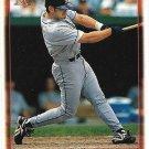 George Arias 1997 Topps #306 California Angels Baseball Card