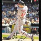 Adam Dunn 2007 Topps #520 Cincinnati Reds Baseball Card