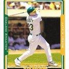 Bobby Kielty 2005 Topps #121 Oakland Athletics Baseball Card