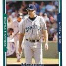Bob Melvin 2005 Topps #292 Seattle Mariners Baseball Card
