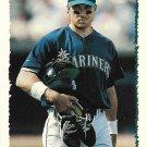 Mike Blowers 1995 Topps #348 Seattle Mariners Baseball Card