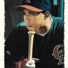 Damion Easley 1995 Topps #306 California Angels Baseball Card