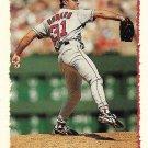 Chris Howard 1995 Topps #177 Boston Red Sox Baseball Card