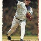 Mike Morgan 1995 Topps #121 Chicago Cubs Baseball Card