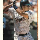 Melvin Nieves 1995 Topps #243 San Diego Padres Baseball Card