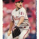 Mike Williams 1995 Topps #351 Philadelphia Phillies Baseball Card