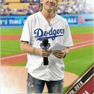 Keith Urban 2016 Topps First Pitch #FP-5 Baseball Card