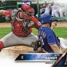 Jeff Bandy 2016 Topps Update Rookie #US24 Los Angeles Angels Baseball Card