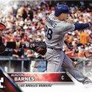 Austin Barnes 2016 Topps Update Rookie #US21 Los Angeles Dodgers Baseball Card