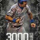 George Brett 2016 Topps 3,000 Hits Club #3000H-10 Kansas City Royals Baseball Card