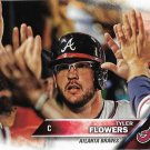 Tyler Flowers 2016 Topps Update #US131 Atlanta Braves Baseball Card
