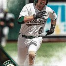 Jed Lowrie 2016 Topps Update #US61 Oakland Athletics Baseball Card