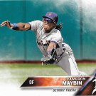Cameron Maybin 2016 Topps Update #US97 Detroit Tigers Baseball Card