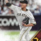 Ivan Nova 2016 Topps Update #US49 Pittsburgh Pirates Baseball Card