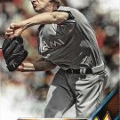 Adam Conley 2016 Topps Update #US255 Miami Marlins Baseball Card