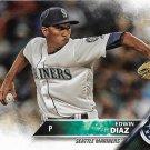 Edwin Diaz 2016 Topps Update Rookie #US214 Seattle Mariners Baseball Card