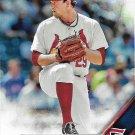 Zach Duke 2016 Topps Update #US153 St. Louis Cardinals Baseball Card