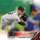 Chad Kuhl 2016 Topps Update Rookie #US96 Pittsburgh Pirates Baseball Card