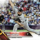 Mark Melancon 2016 Topps Update #US278 Pittsburgh Pirates Baseball Card