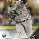 Matt Purke 2016 Topps Update Rookie #US103 Chicago White Sox Baseball Card