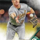 Mark Canha 2016 Topps #509 Oakland Athletics Baseball Card