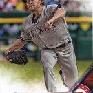 Jake Diekman 2016 Topps Update #US116 Texas Rangers Baseball Card