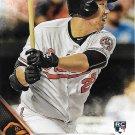 Hyun-Soo Kim 2016 Topps Update Rookie #US182 Baltimore Orioles Baseball Card