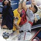 Wilson Ramos 2016 Topps Update #US15 Washington Nationals Baseball Card