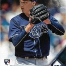 Blake Snell 2016 Topps Update Rookie #US67 Tampa Bay Rays Baseball Card